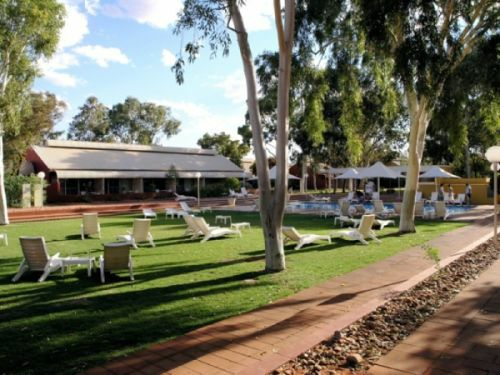 Ayers Rock Resort Accommodation