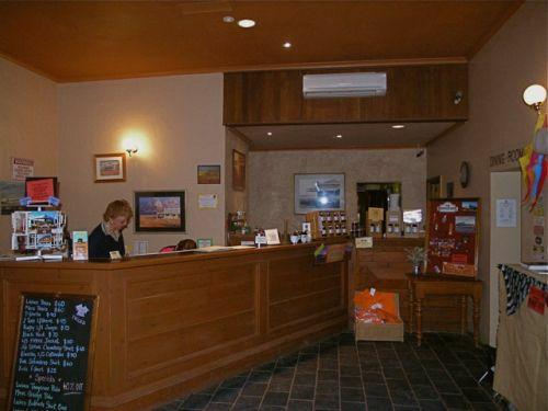 Birdsville Hotel Receptions