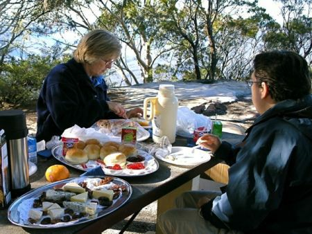 Blue Mountains Picnic Meals