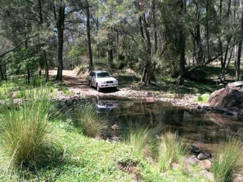 Condamine Gorge crossing-Australia