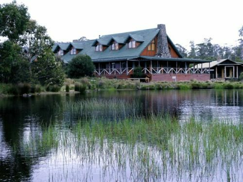 Cradle Mountain Lodge Accommodation page