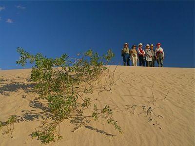 Mungo sand dunes Guided walks