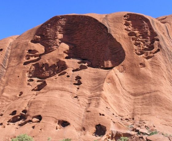 In appreciating the spiritual beliefs of our First Peoples, our guests do not climb Uluru. A circuit base walk brings far greater appreciation of this geological and spiritual wonder, the foremost landmark symbol of Australia