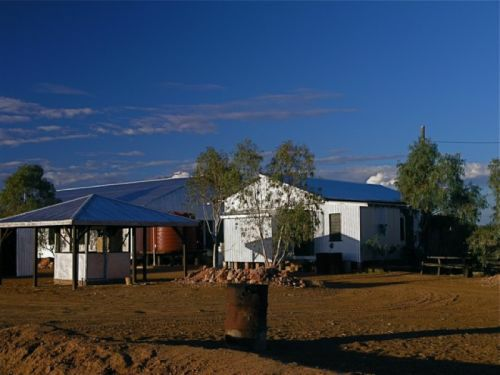 Shearers Quarters Ray Station Accommodation page
