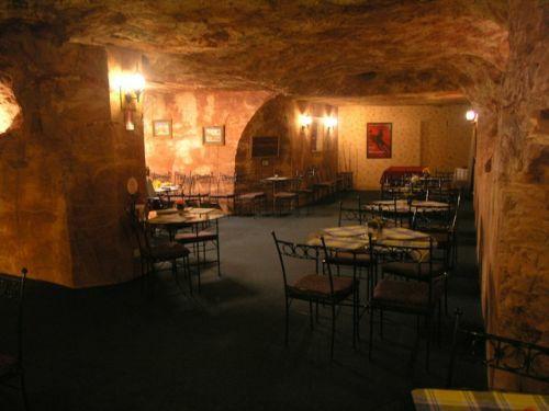 Underground facilities Coober Pedy