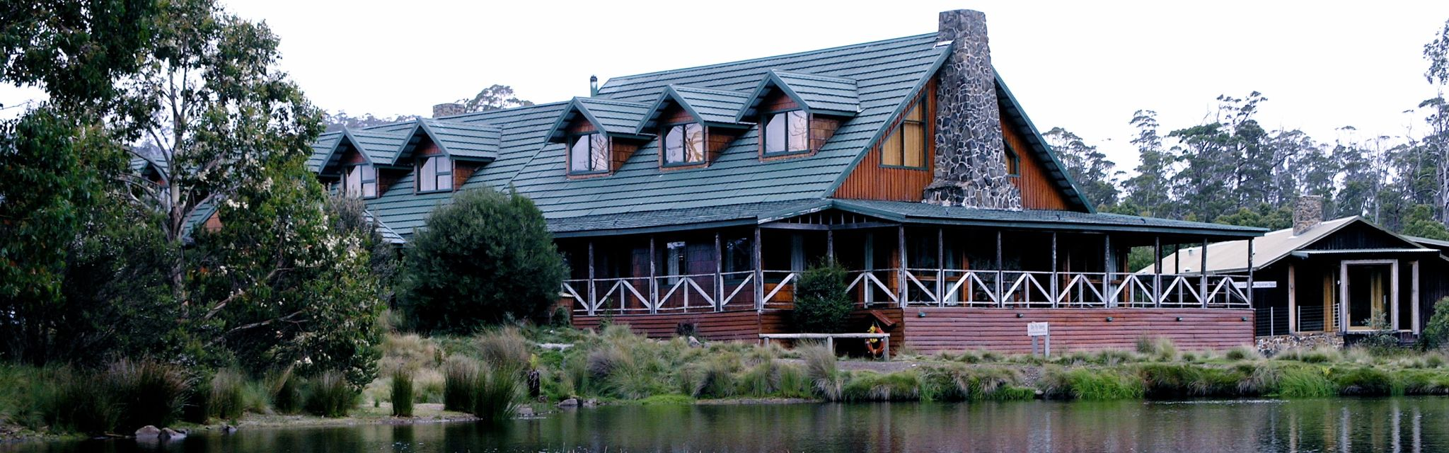 Cradle Mountain Lodge, preferred accommodation on our Tasmania National Parks Tour