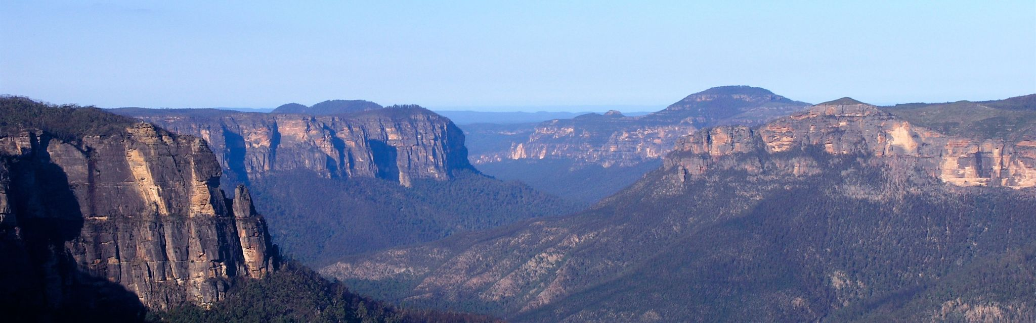 Greater Blue Mountains and Grose Valley of Great Divide Tour