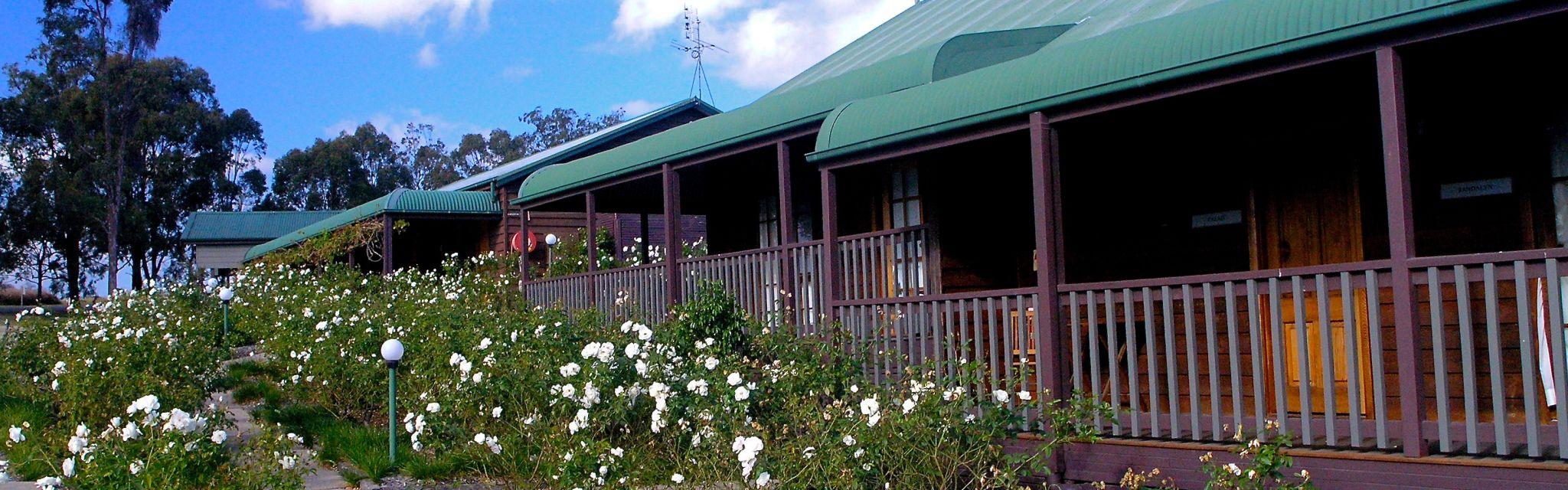 Hunter Valley motel accommodation on Seniors Over 50s Holidays