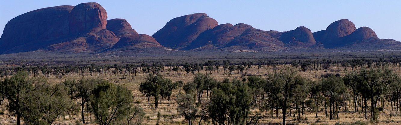 Central Australia, Kata Tjuta, The Olgas on our Red Centre Tour