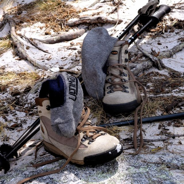 Walking holidays on great walks of Australia start with good boots and gear
