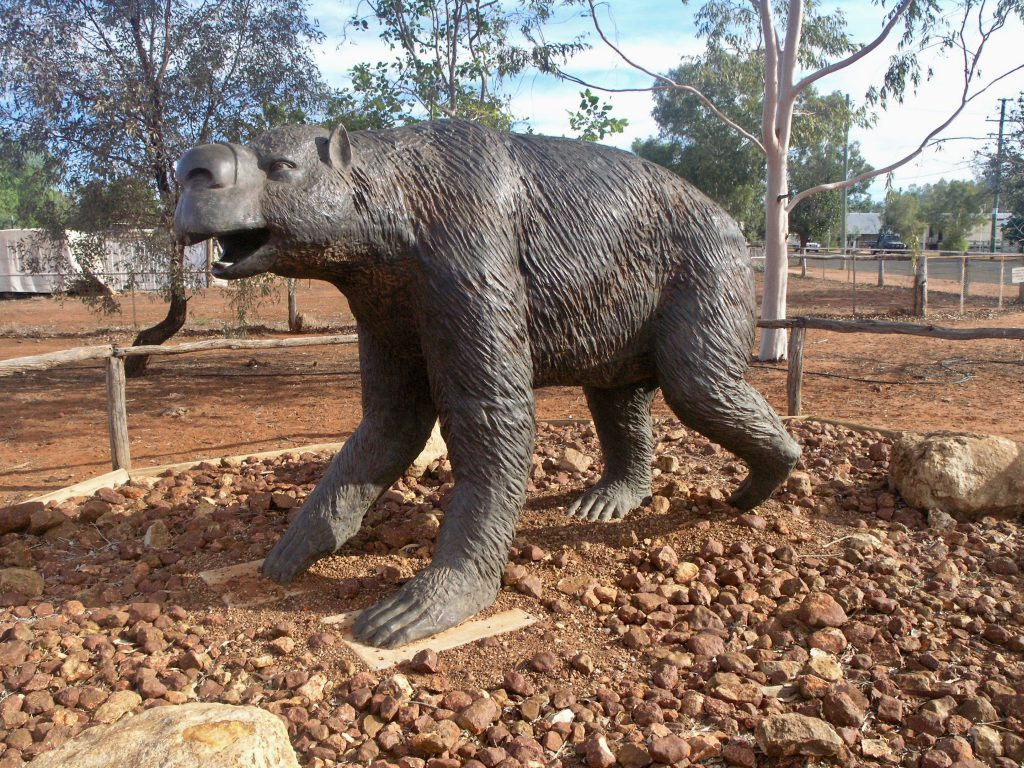 The megafauna era lives on in the village of Eulo