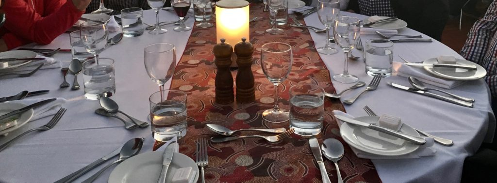 Sounds of Silence Dinner